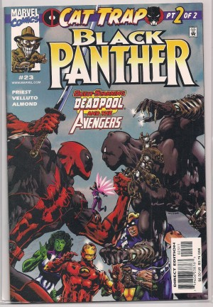 Black Panther #23 – a