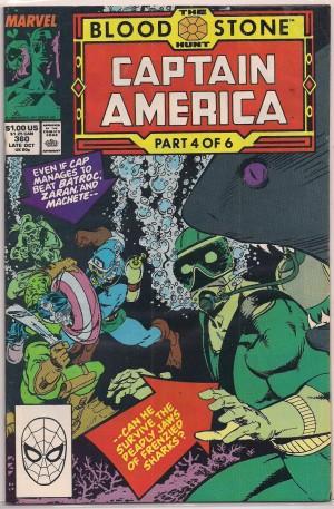 Captain America #360 – a