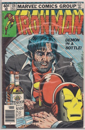 Iron Man #128 – a