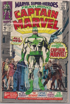 Marvel Super-Heroes #12 – a