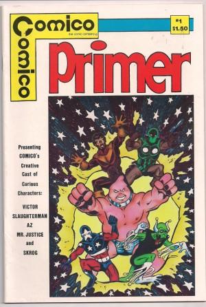 Primer 1983 #1 – a