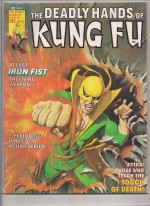 Deadly Hands of Kung Fu #19 - a