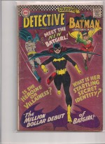 Detective Comics 1967 #359 - a - Water Damage