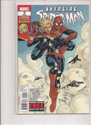 Avenging Spiderman #9 – a