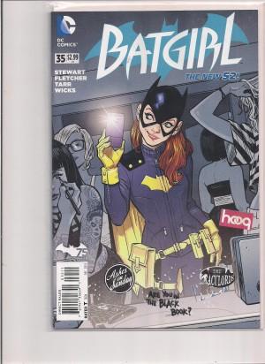 Batgirl #35 – a