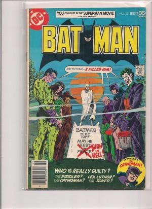 Batman #291 – a