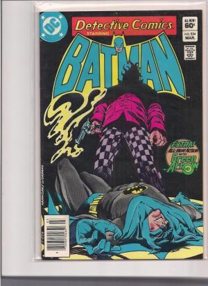 Batman #524 – a