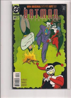 Batman Adventures #28 – a
