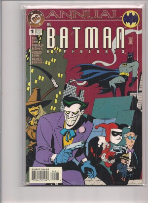 Batman Adventures Annual 1994 #1 – a
