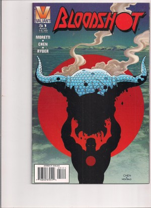 Bloodshot #51 – a