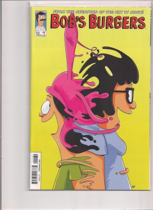 Bobs Burgers #1 Variant – a – SOLD