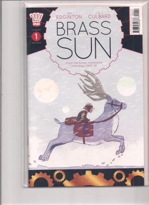 Brass Sun 2014 #1 – a