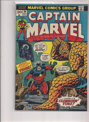Captain Marvel #33 – b