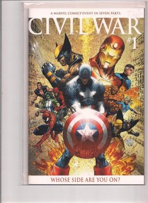 Civil War 2006 #1 Incentive – a