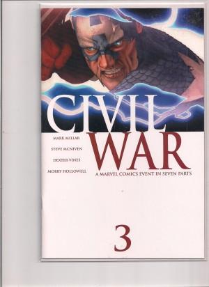 Civil War 2006 #3 – a