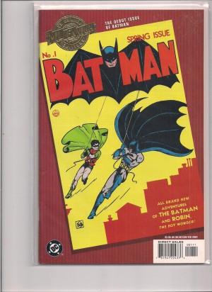DC Comics Millennium Batman #1 – a