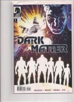 Dark Matter #1 - a