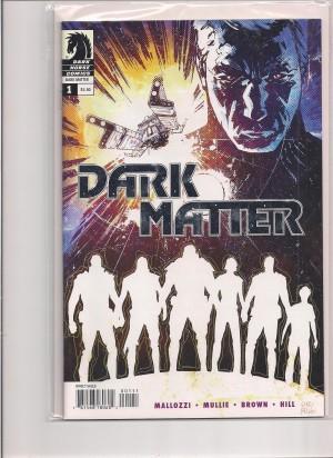 Dark Matter #1 – a