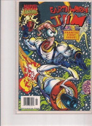 Earthworn Jim 1995 #1 – a