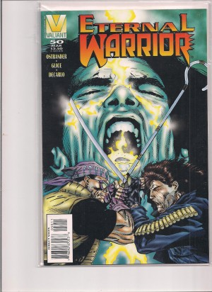 Eternal Warrior #50 – a
