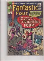 Fantastic Four #38 - a