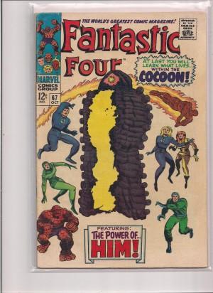 Fantastic Four #67 – a