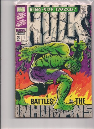 Hulk King Size Special #1 – a