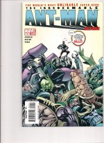 Irredeemable Antman #1 - a