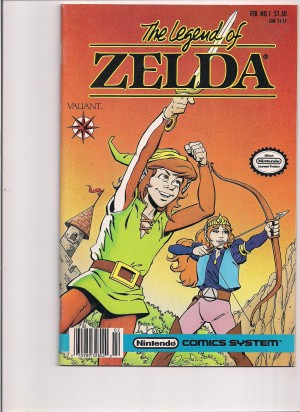 Legend of Zelda #1 – a