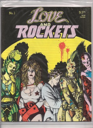 Love and Rockets 1982 #1 – a