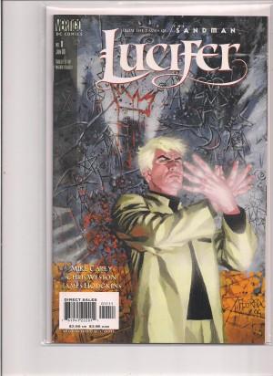 Lucifer #1 – a