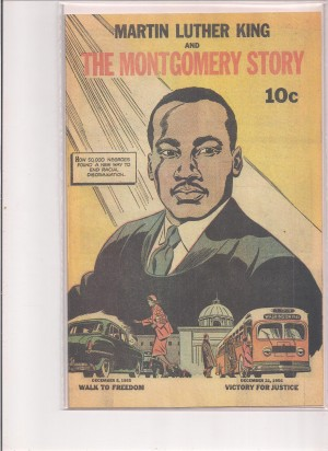 Martin Luther King RP – a