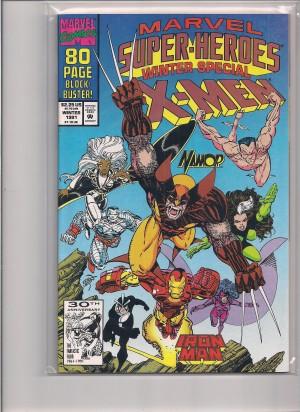Marvel Super Heroes #8 Winter 1990 – d1