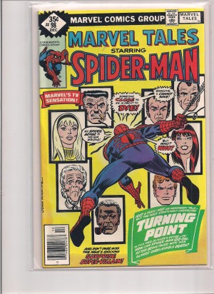 Marvel Tales #98 – a