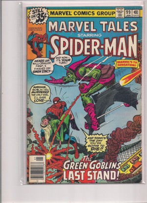 Marvel Tales #99 – a