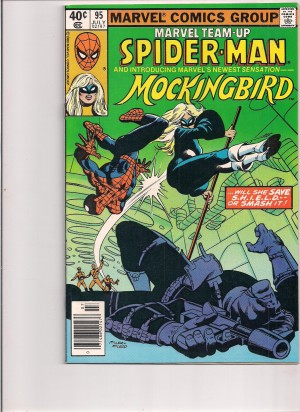 Marvel TeamUp #95 – a