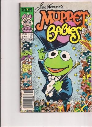 Muppet Babies #10 – a
