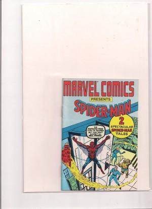 Spiderman 1988 #1 MINI REPRINT – d4