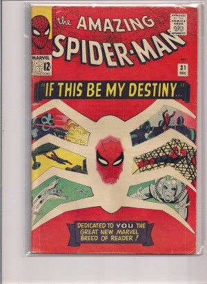 Spiderman #31 – a