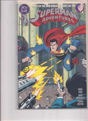 Superman Adventures 1996 #1 – a – 7-4-14