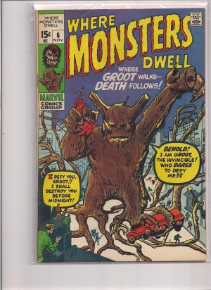 Where Monsters Dwell #6 – a