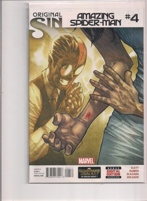 Amazing Spiderman Original Sin #4 – a