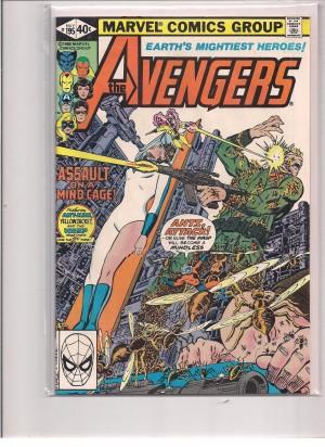 Avengers #195 – 12-18-14