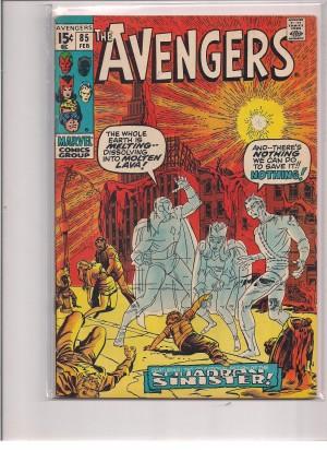 Avengers #85 – 12-18-14