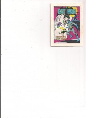 Batman Jokers Last Laugh Mini Comic 1980 – a