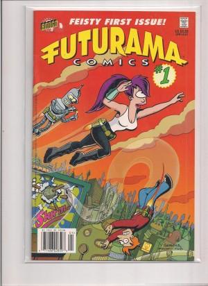 Futurama 2000 #1 – a – VG
