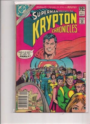 Krypton Chronicles 1981 #1 – a