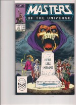 Masters of The Universe 1988 #12 - a