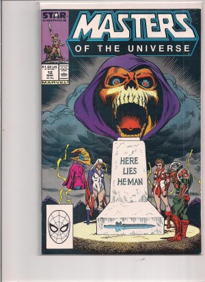 Masters of The Universe 1988 #12 – a