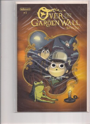 Over The Garden Wall 2014 #1 – a – SOLD